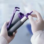 Вставьте тубу из фольги с выбранной оттискной массой Penta™ в металлизированный картридж